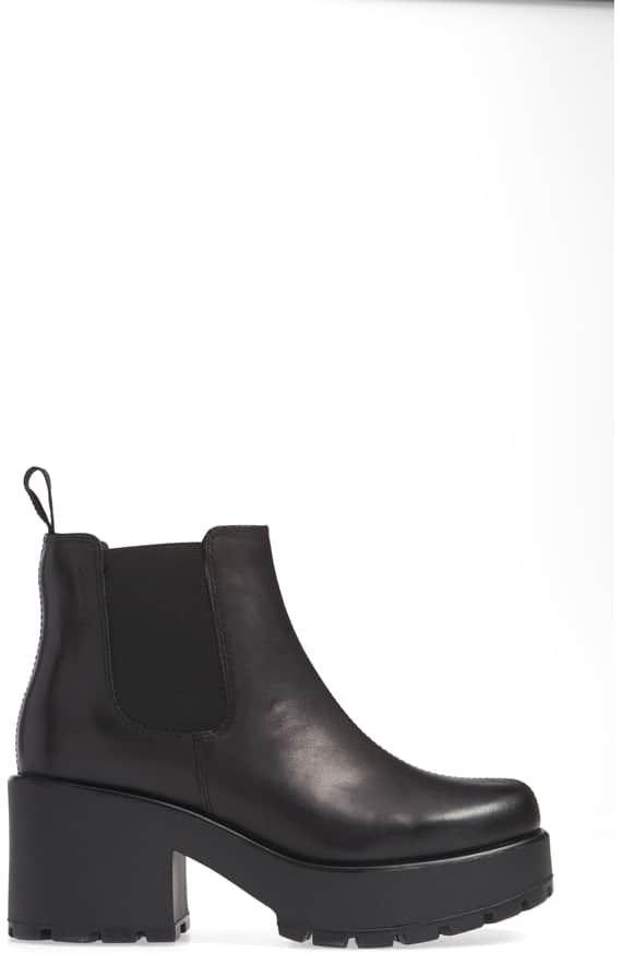7e6fd86e14bf Vagabond Shoemakers Dioon Platform Chelsea Bootie (Women) | Nordstrom
