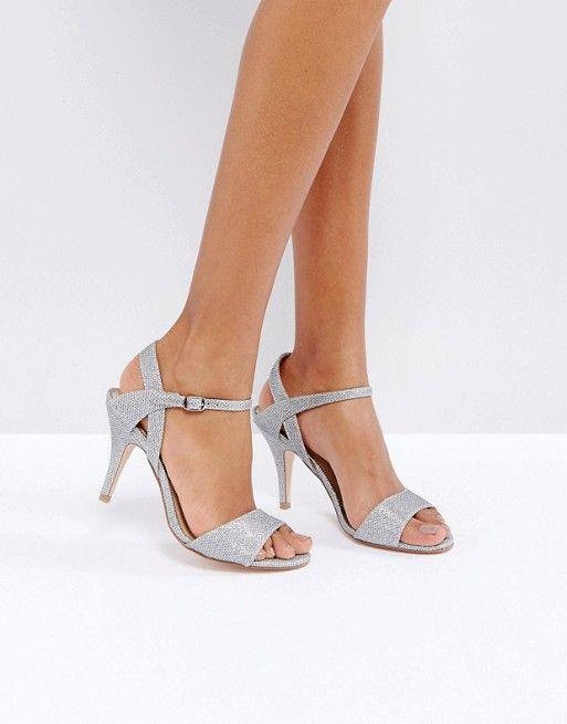 Coast - Chaussures - Éclat argent  74,99 € ASOS