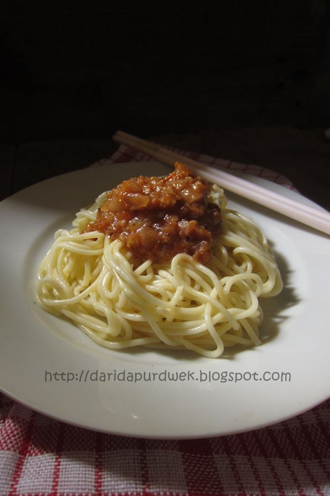 simple spaghetti