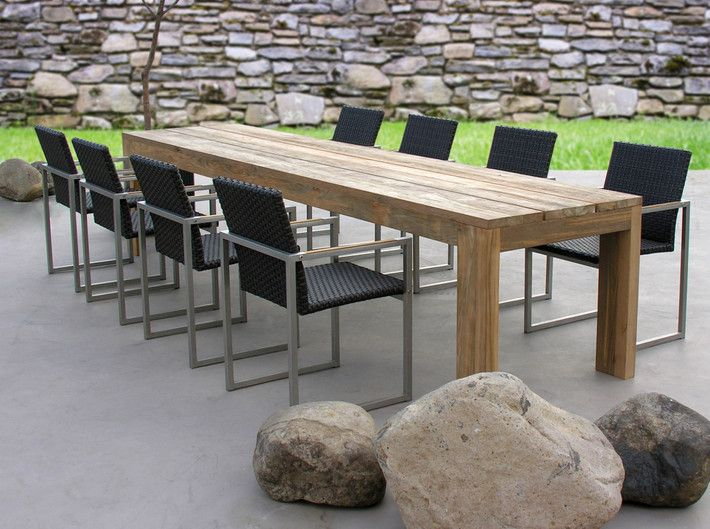 Outdoor Table Designs And Chair