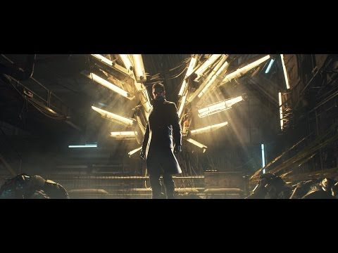 Deus Ex: Mankind Divided - Announcement Trailer - YouTube