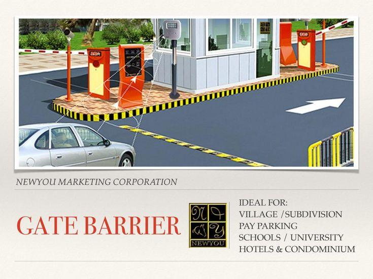 NewYou Gate Barrier Solution