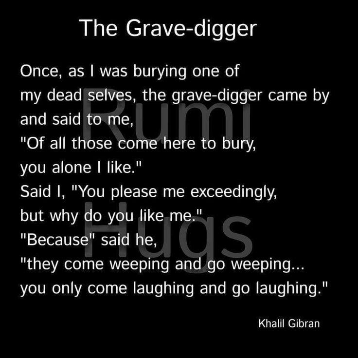 Khalil Gibran/ Rumi Hugs Page