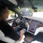 AutoPilot : victime dune embolie pulmonaire sa Tesla Model X lemmène à lhôpital