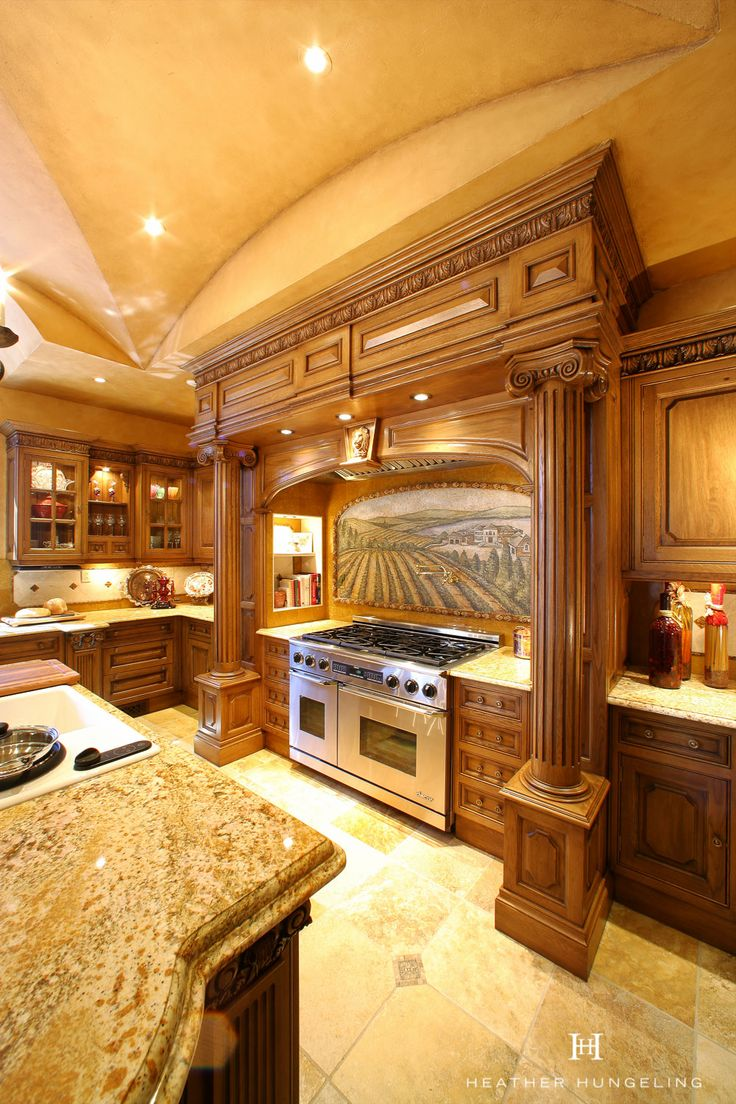 46 best Kitchen Range Hood Ideas images on Pinterest | Kitchen ...