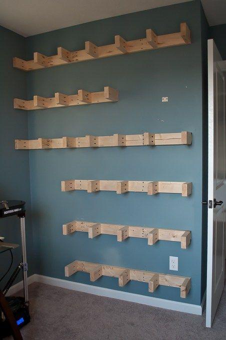 best 25 floating shelves ideas on pinterest. Black Bedroom Furniture Sets. Home Design Ideas