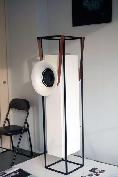 Speaker designed by Povile Slepetyte
