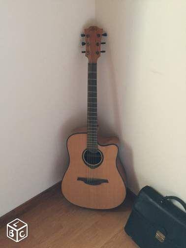 Guitare Lag Tramontane