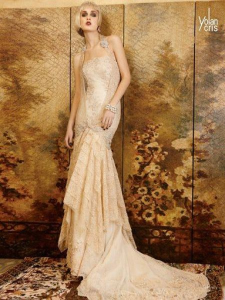I 20 abiti da sposa vintage più belli di Yolan Cris Image: 12