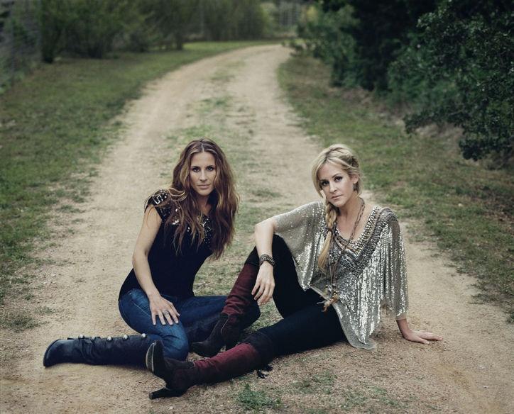 Dixie Chicks' Emily Robison & Martie Maguire's Court Yard Hounds--Get a First Listen