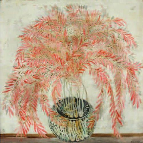 Merab Abramishvili: Paintings Art, Painting 04, Floral Paintings, Flowers Merab, Paintings Paper Patterns, Peintures Paintings
