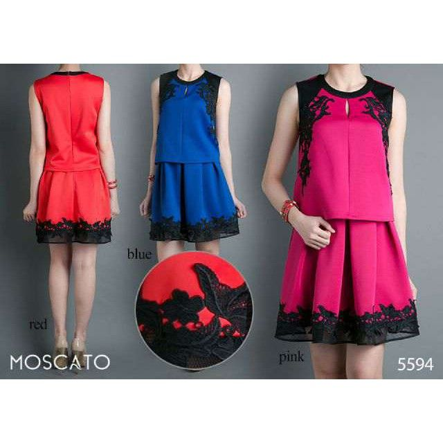 Saya menjual Moscato 5594 Mini Dress / Midi Dress Wanita seharga Rp.280000.00. Dapatkan produk ini hanya di Shopee! https://shopee.co.id/image_boutique/208276265 #ShopeeID