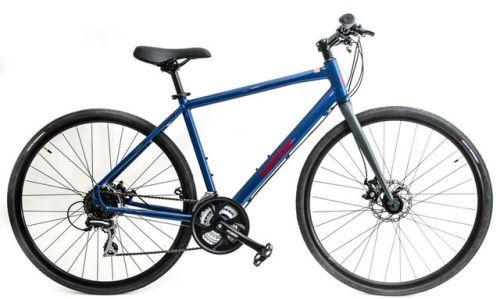 Buy Nashbar 19 Flatbar Disc Road 700c Hybrid Commuter Bike
