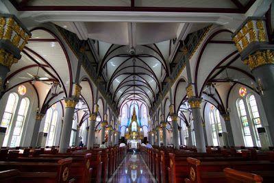 天主教 教会堂 高雄 Angel Rings: Holy Rosary Cathedral in Kaohsiung