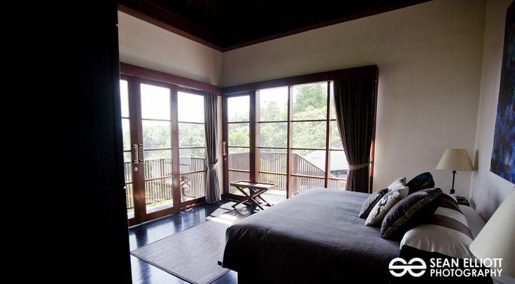 The lower Umah Raja guest bedroom