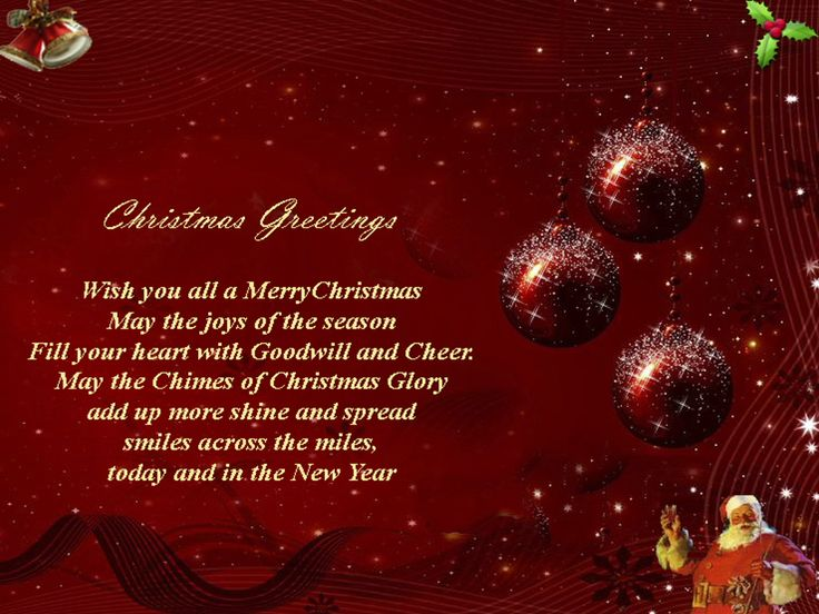 19 best Merry Christmas Facebook friends images on Pinterest - christmas wishes samples