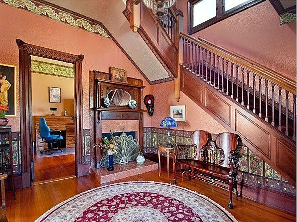Old House Foyers : Victorian mansion foyer http acctchem