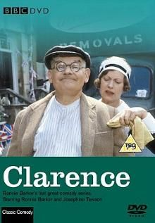 Clarence (1988) BBC comedy one-off series starring Ronnie Barker as the short-sighted furniture removal man.