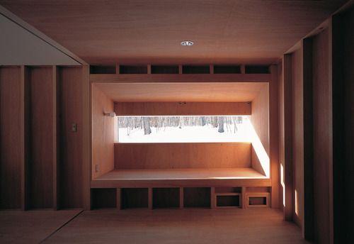Atelier Bow Wow - Asama house, Karuizawa 2000. Via.