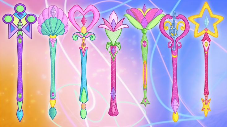 This pack is almost identical with the other one, but here, the scepters are smaller and it contains only one shadowing   And it's free, but still needs crediting if used. I saw some crappy an...