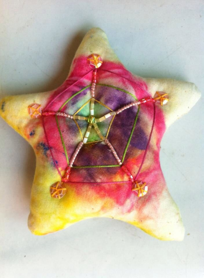 quilt~~star fish~~