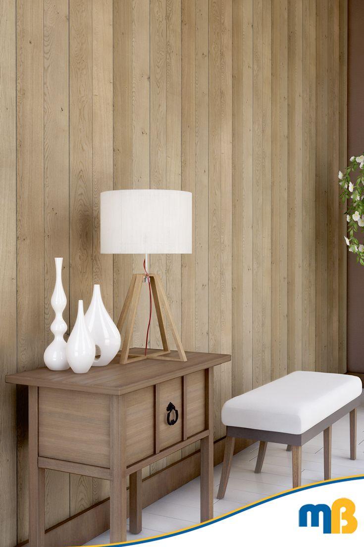 Vilo Motivo Modern Carmel Wood 2650mm 4 Panels Per Pack Mb Diy Pvc Wall Panels Bathroom Wall Cladding Wall Cladding Panels