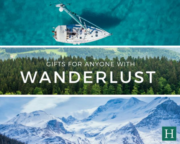 42 gifts for people with wanderlust