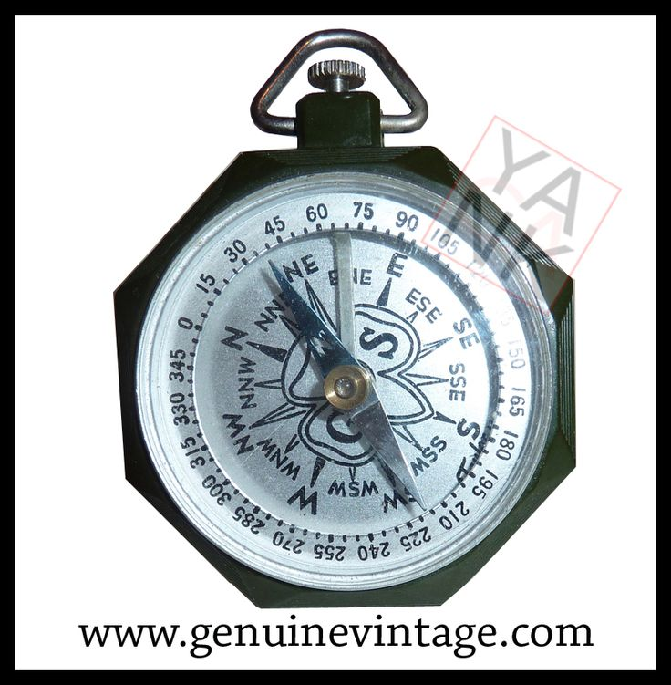 23 best Vintage Compasses images on Pinterest | Vintage, Etsy and ...