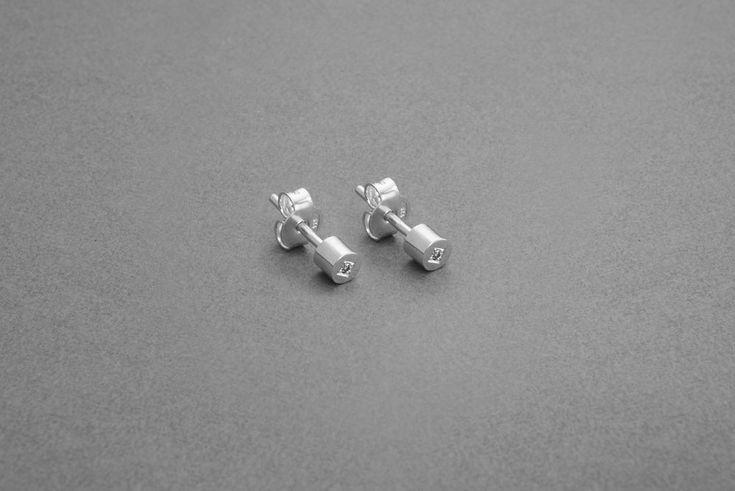 """Oneida"" Earrings"