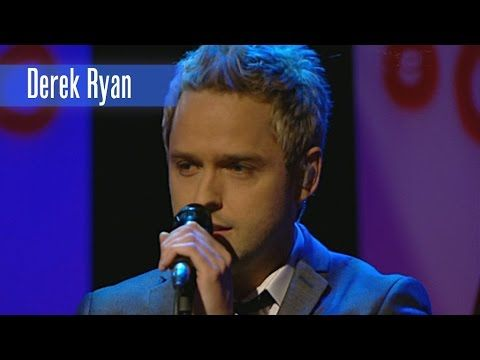 Derek Ryan performs Cry   The Saturday Night Show   RTÉ One