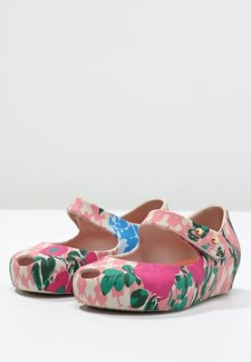 Schoenen Melissa VIVIENNE WESTWOOD MINI ULTRAGIRL - Ballerina's met enkelbandje - pink Roze: € 99,95 Bij Zalando (op 5-5-16). Gratis bezorging & retournering, snelle levering en veilig betalen!