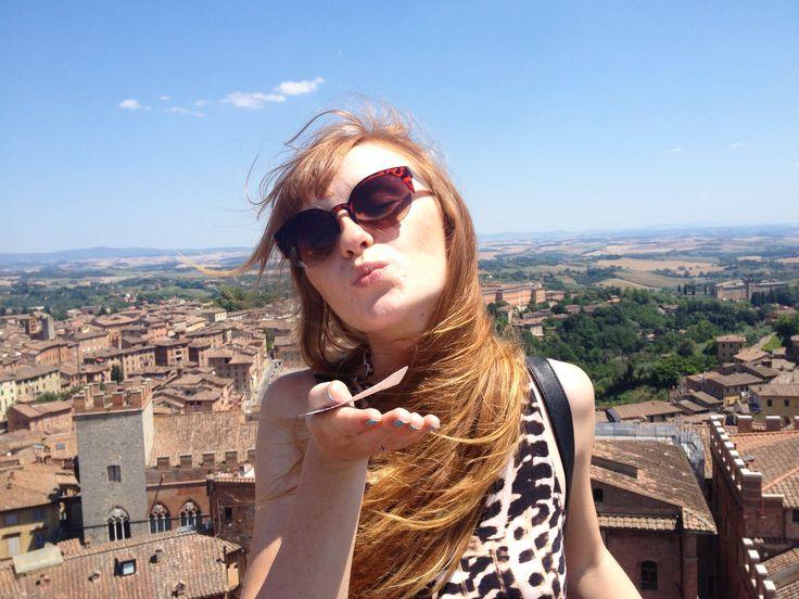 Przepiękna Siena!