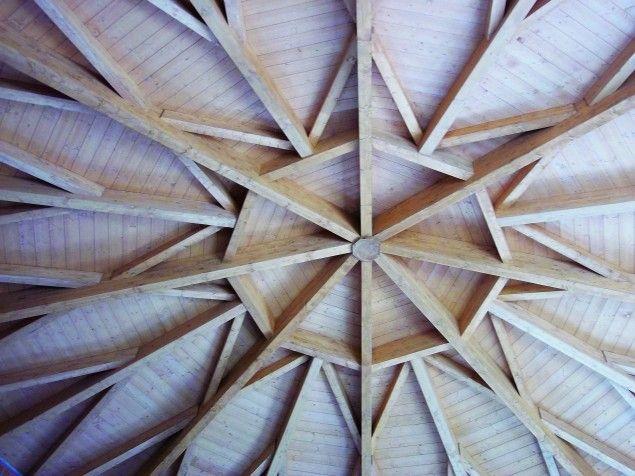 Cupola in legno