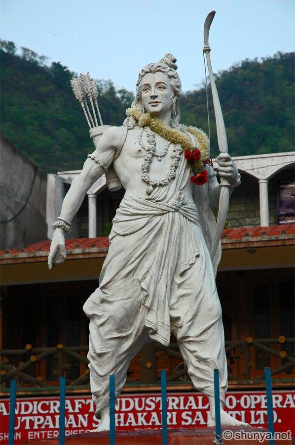 Rishikesh Shiva Statue | Rishikesh, Uttaranchal , India