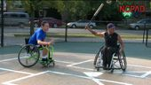Wheelchair Softball- History of the Game. >>> See it. Believe it. Do it. Watch thousands of spinal cord injury videos at SPINALpedia.com