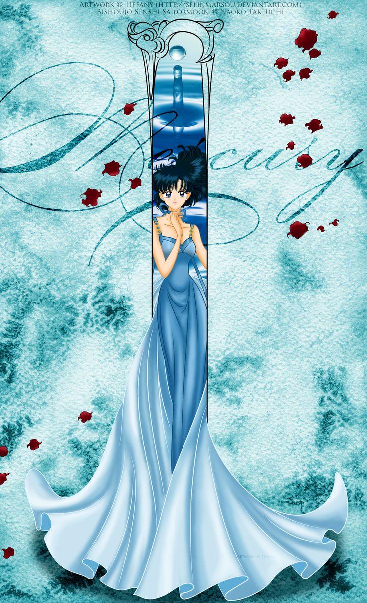 17 Best Images About Sailor Mercury On Pinterest