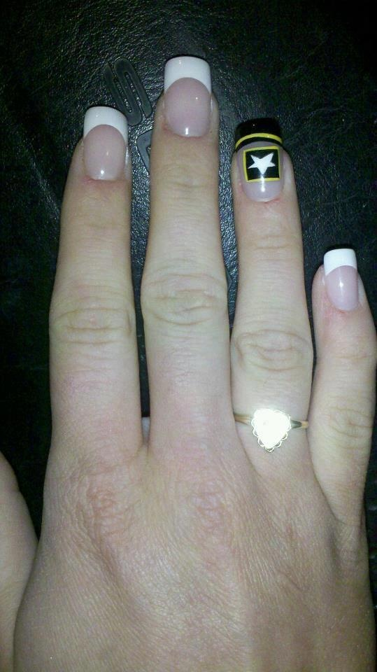 Idea for the nails at the wedding?