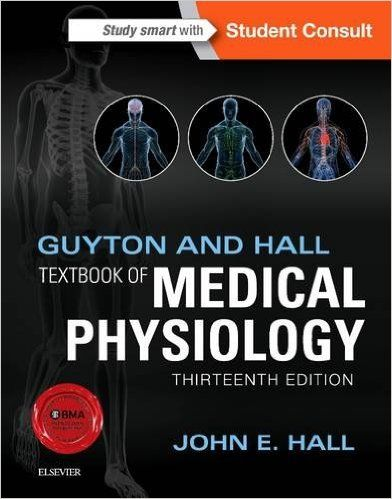 Guyton and Hall Textbook of Medical Physiology 30th Edition Pdf Download