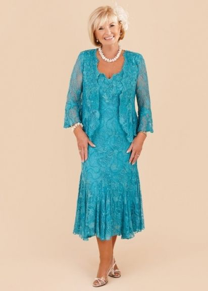 Plus Size Turquoise Mother of the Bride Lace Dresses 2015 Wedding Party Gowns Madre De Los Vestidos De Novia Vestido Madrinha
