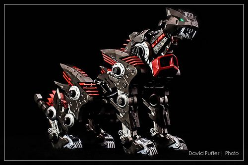 Lightning Saix completed body... #zoids #toys #models #anime #kotobukiya #lightningsaix #photography