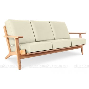 Short time delivery great quality cashmere sofa