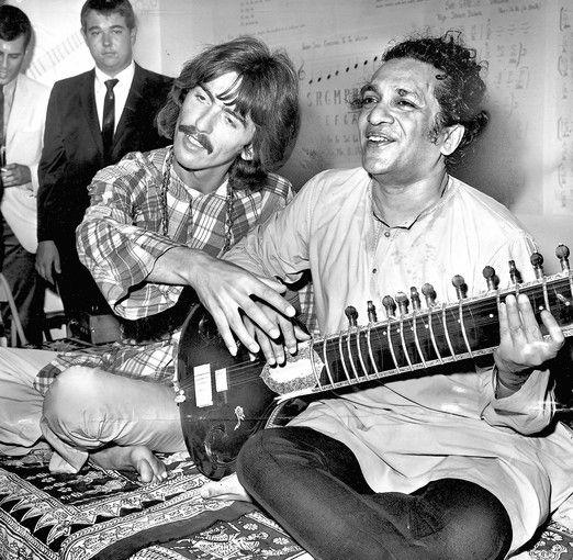 Ravi Shankar dies at 92; sitar master
