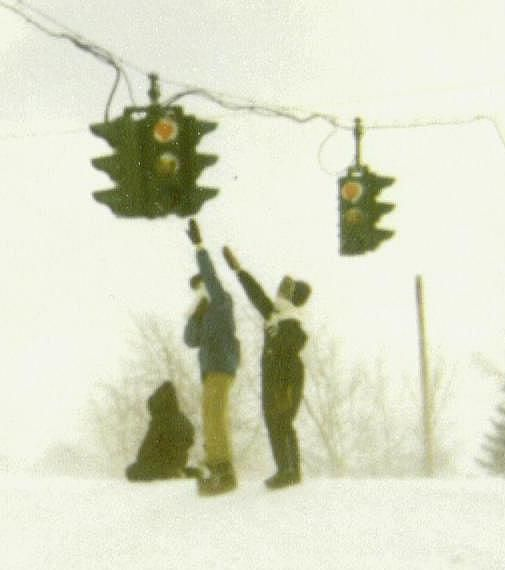 Brace for the blizzard with these vintage winter storm pictures | Fusion