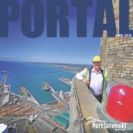 April 2013 Publications | Port Taranaki
