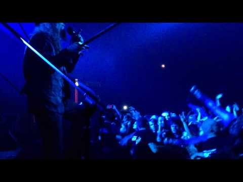 Hunter - Samael live in Cracow, Poland http://youtu.be/tLrfhm_ziys