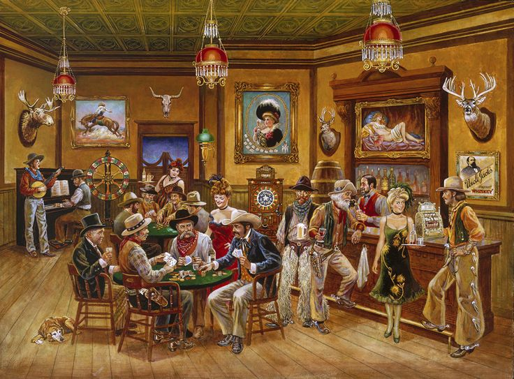 122 best Old West Saloon images on Pinterest Western saloon Bar