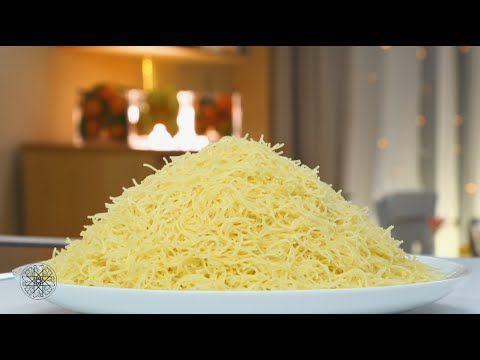 Choumicha : Technique de cuisson du vermicelle fin à la vapeur : Seffa a...