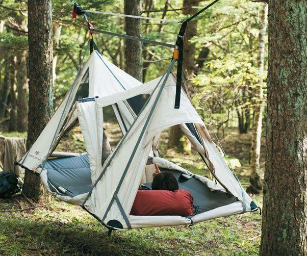 Sky Nest Hanging Tent