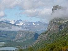 Sarek National Park (Sweden)