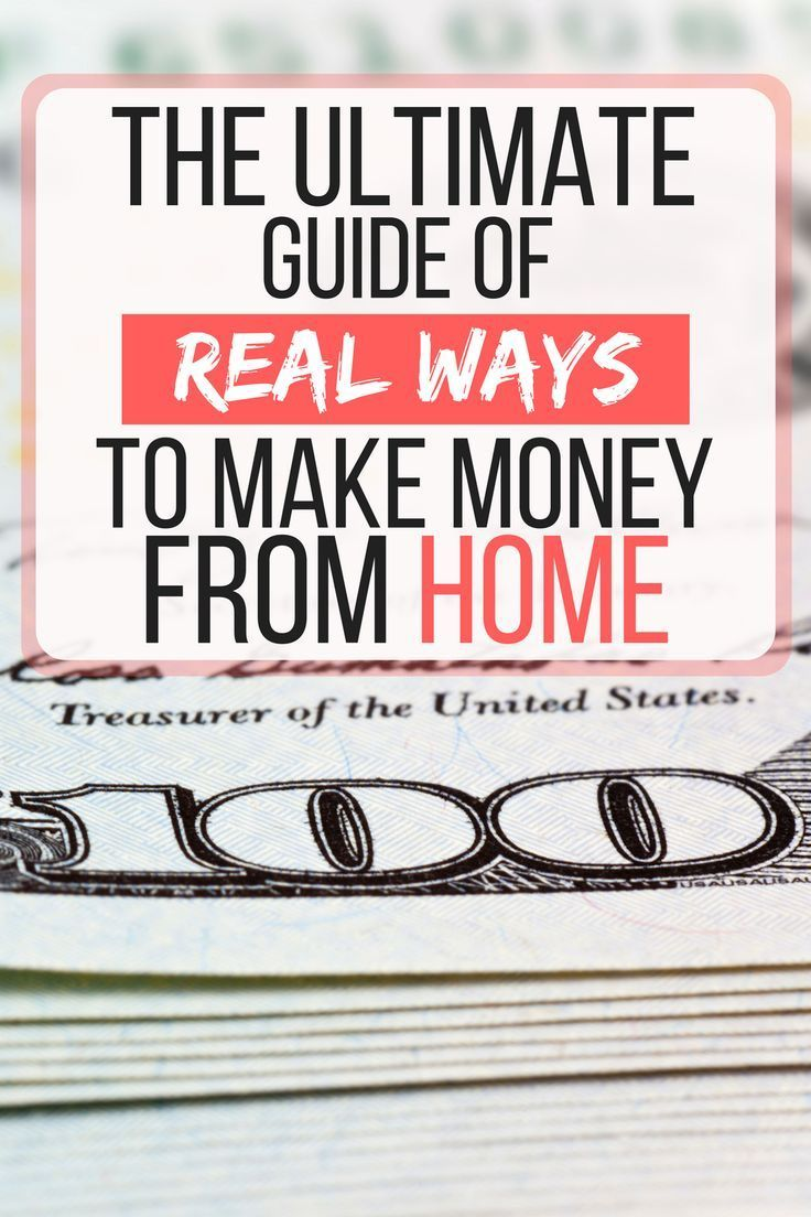 BEST LIST I've Found! Ive done almost 8 of these so far and they were all legit ways to make money from home. *Real Ways To Make Money From Home*